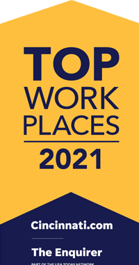 Top Work Places, 2021