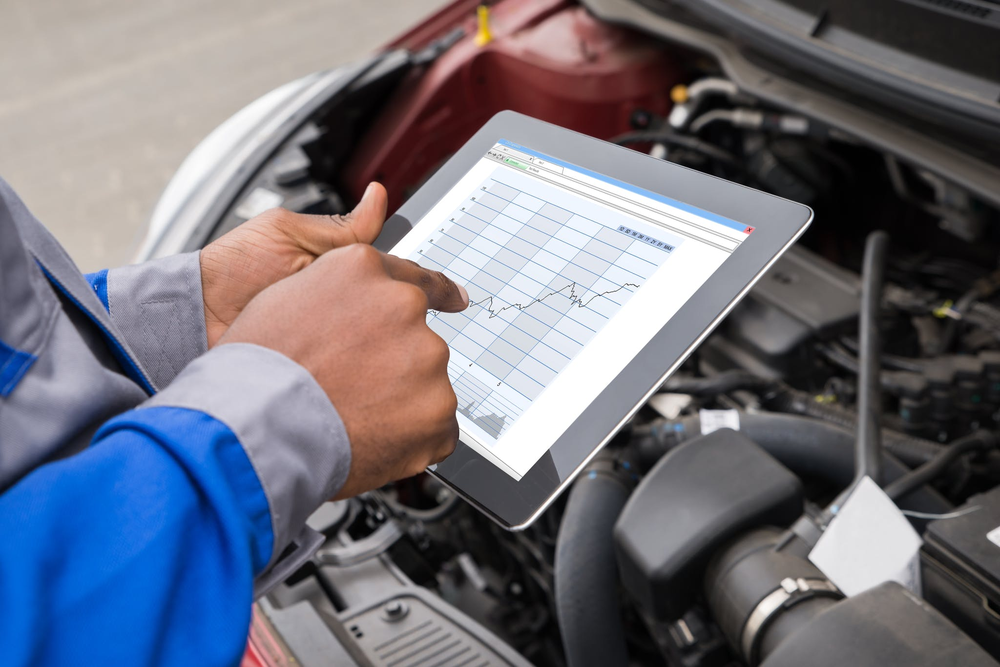 Data: The secret to giving your fleet a competitive edge