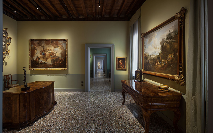 Museum 'Carive Collection' at Fondazione Querini Stampalia