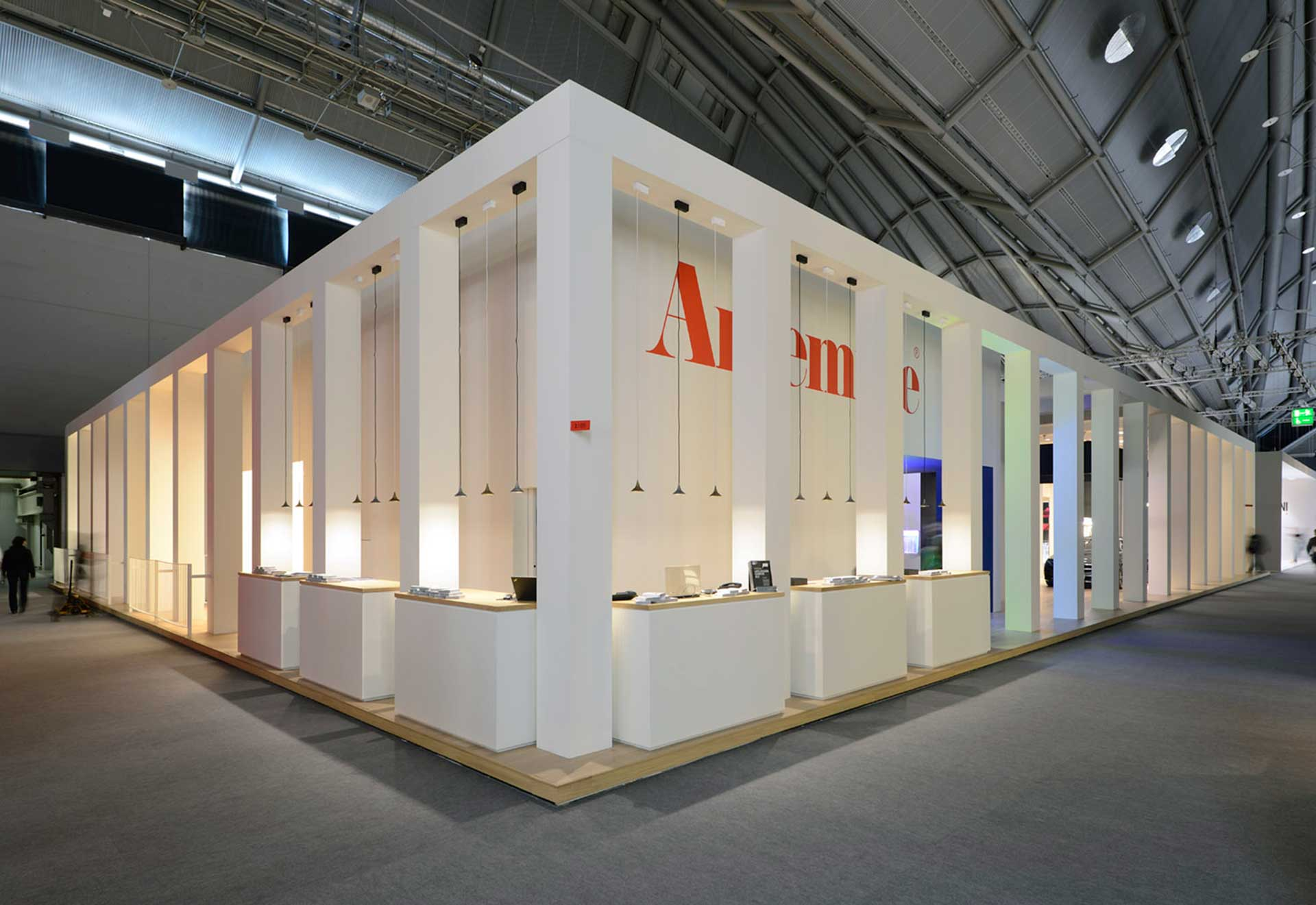 Stand Artemide at Light+Building 2016