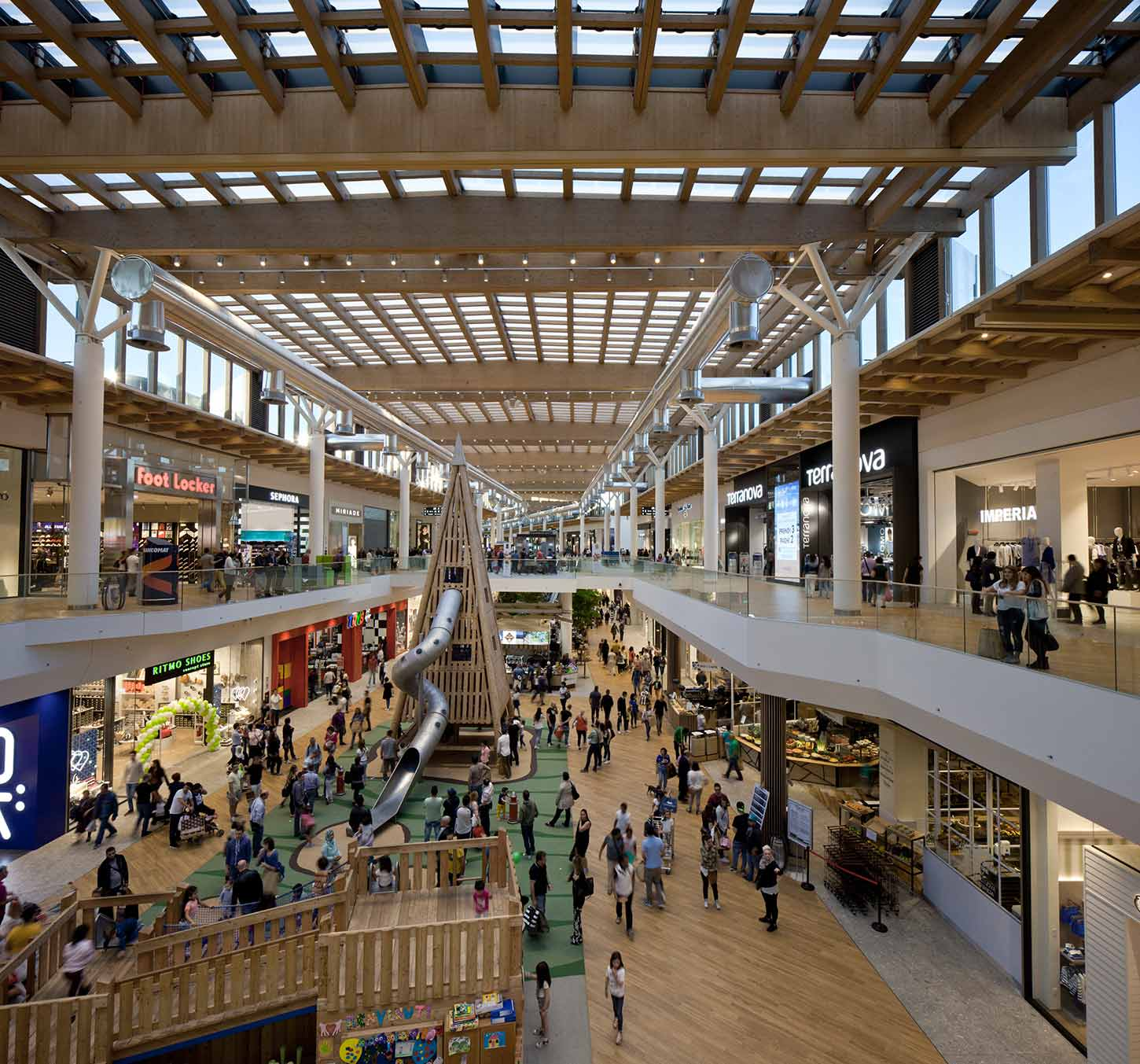 Shopping Centre 'Il Centro' Arese