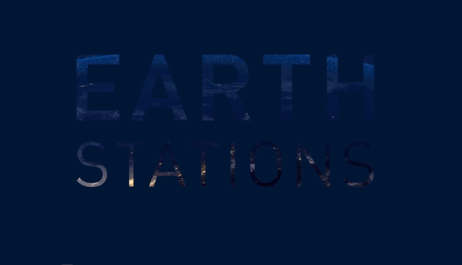 Earth Stations 2018
