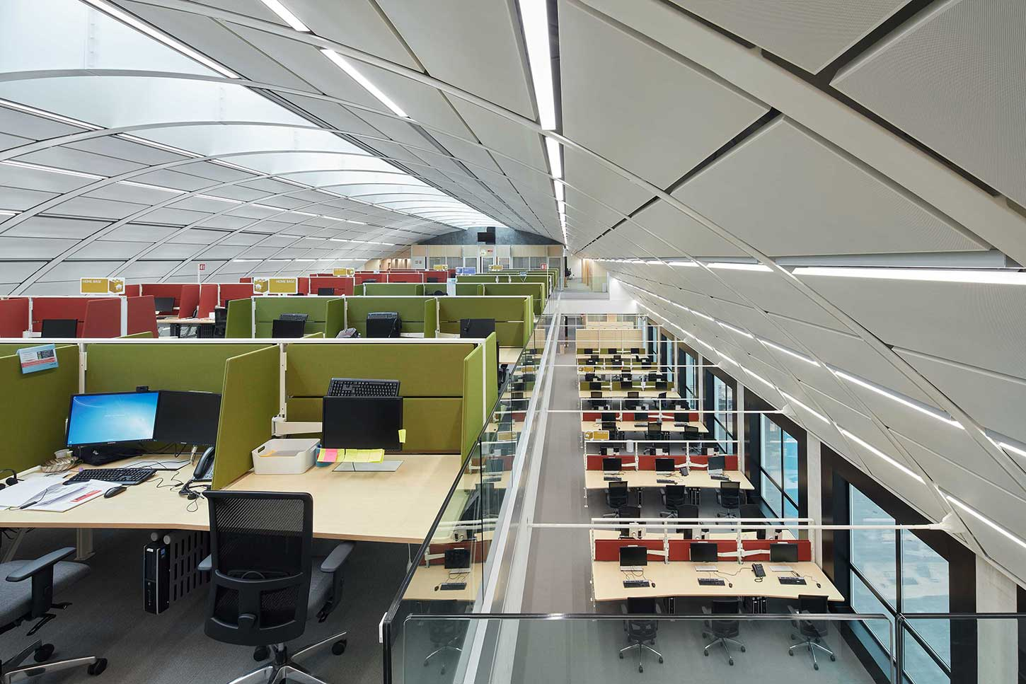 Offices 'UniCredit Magazzini Generali' Verona