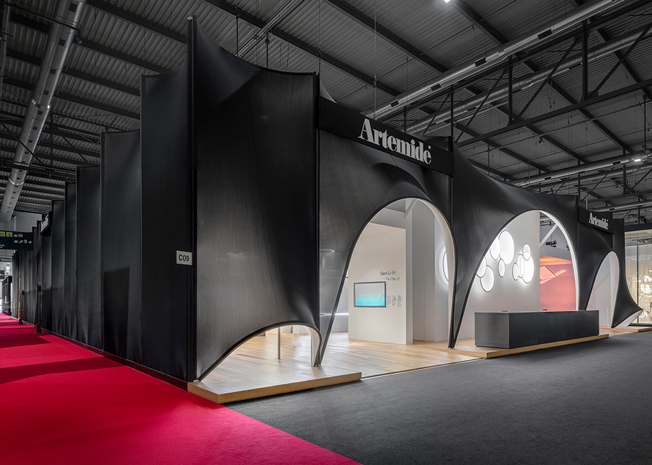 Stand Artemide at Salone del Mobile 2019