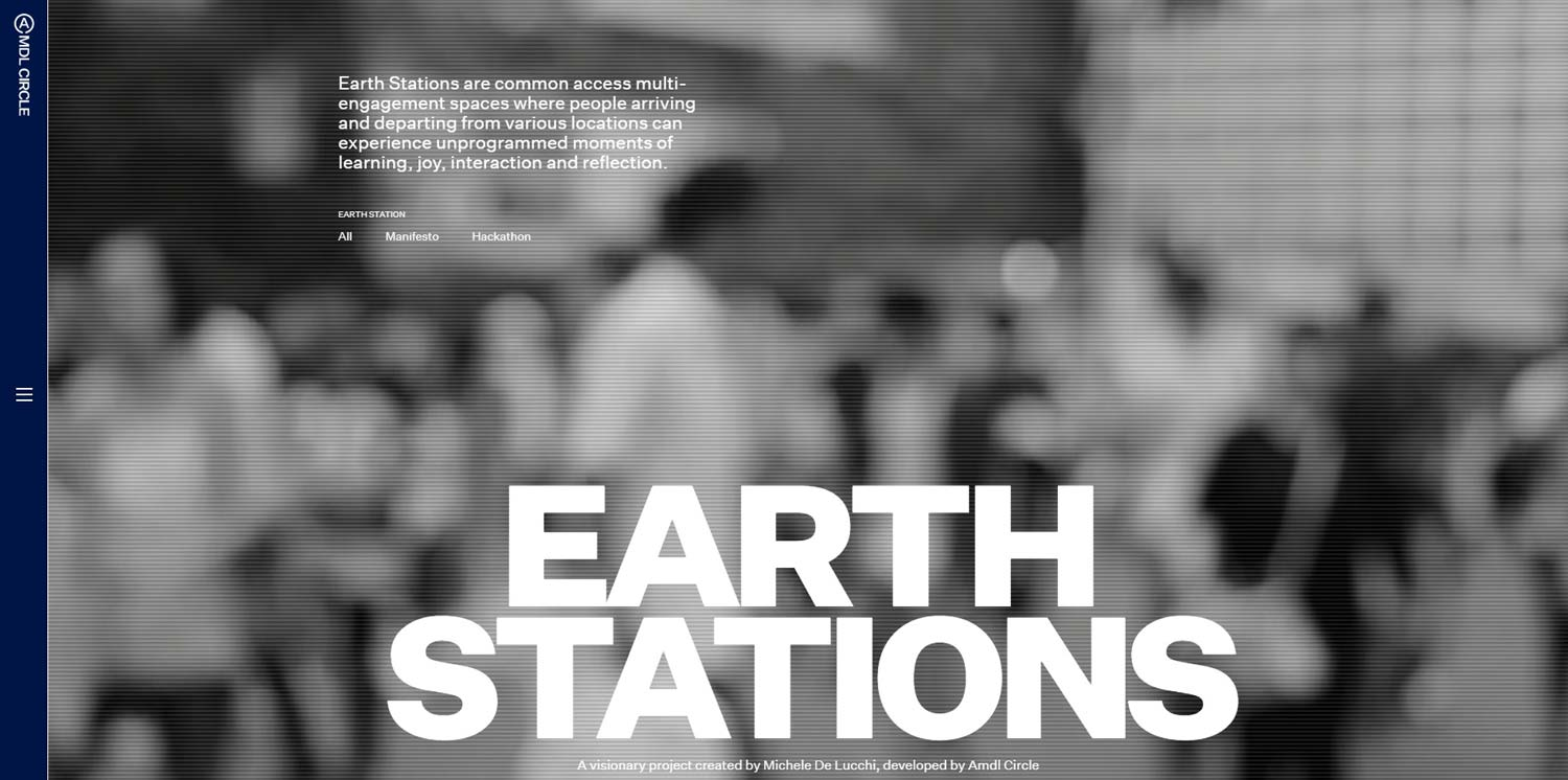 Website 'Earth-Stations'