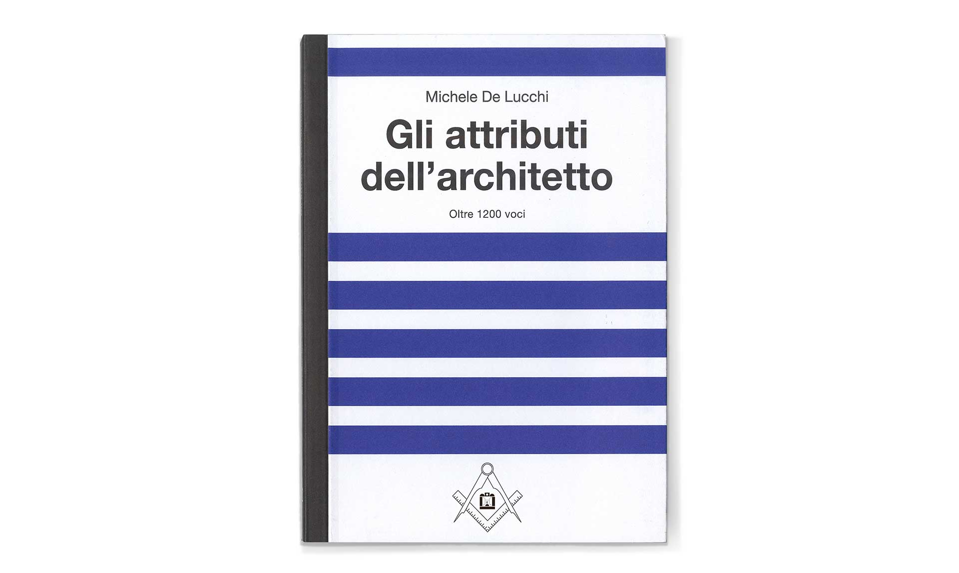 Graphic Design 'The attributes of an architect' Book