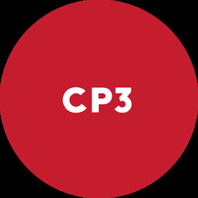 CP3 logo