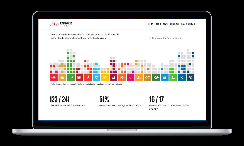 Goal Tracker – Tracking Agenda 2030