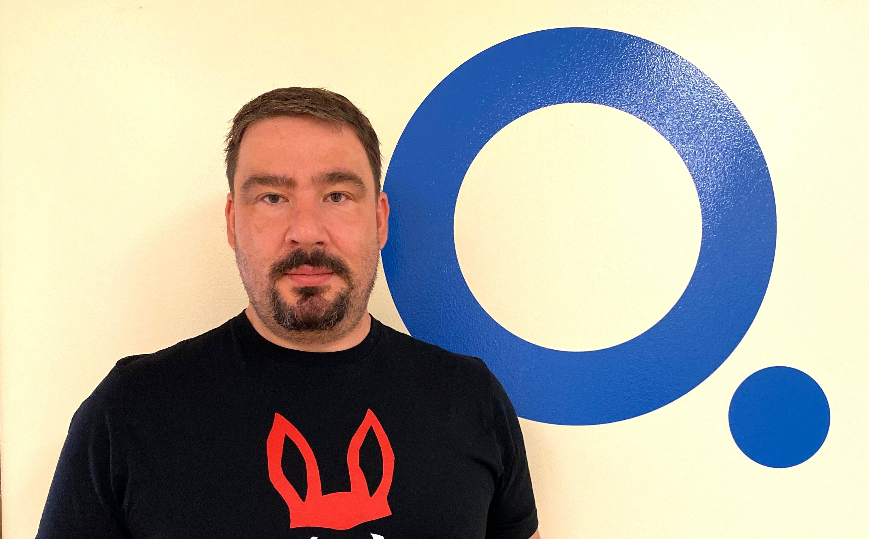 Why I joined Q Bio: Thomas Witzel