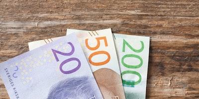 Funding in Sweden