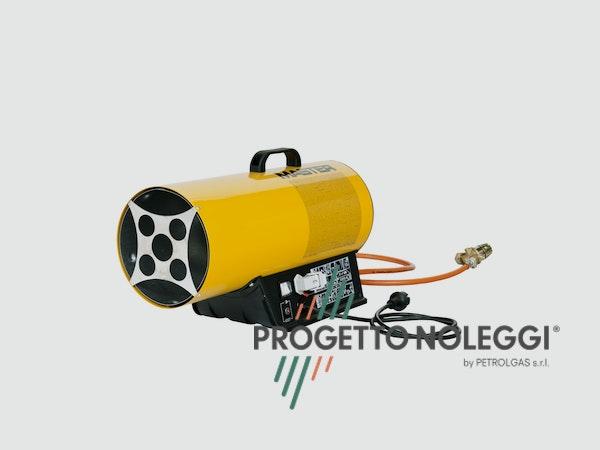 Master BLP 33 ET è un generatore d'aria calda a Gpl con accensione elettronica è di facile utilizzo adatto ad ambienti medio grandi come officine e spazi industriali.