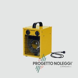 Il Generatore d'aria calda elettrico a espirazione Master B 2 ha diverse applicazioni grazie alle sue minime dimensioni.