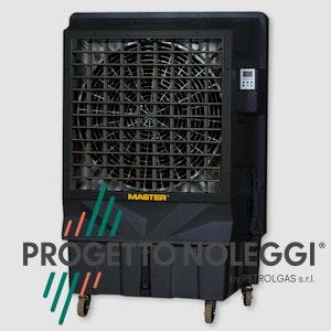 II Master BC 180 modello intermedio della gamma dei raffrescatori Industriali più potenti, con elettronica brevettata e prodotta in Italia.