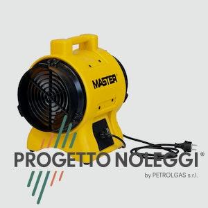 Master BL 6800 è un soffiatore professionale portatile utilizzato sovente in edilizia e nelle ristrutturazioni, oppure nei cantieri per l'aspirazione della polvere.