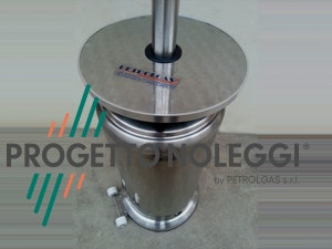 Il Fungo in acciaio Inox è un riscaldatore a GPL, con irraggiamento ad infrarossi in grado di generare 13 kW di potenza ed è utilizzato per piccoli o grandi ambienti.