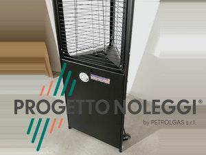 LuxuryCalor Falò Evo crea una calda ed invitante atmosfera con un tocco di design e bellezza. Potenza 10 kW alimentato con bombole di GPL propano.
