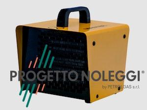 Master B 2 PTC è un generatore d'aria calda elettrico ad Alto Rendimento, grazie alla tecnologia PTC (coefficiente di temperatura positivo) e le resistenze in ceramica.