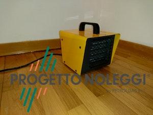 Master B 3 PTC è un generatore d'aria calda elettrico ad Alto Rendimento, grazie alla tecnologia PTC (coefficiente di temperatura positivo) e le resistenze in ceramica.