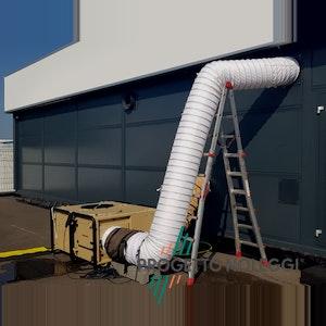 Dantherm AC-M18 è un condizionatore Professionale ad alte prestazioni fabbricazione di derivazione militare