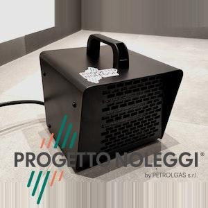 Master B 2 PTC Black Edition è un generatore d'aria calda elettrico ad Alto Rendimento, grazie alla tecnologia PTC e le resistenze in ceramica