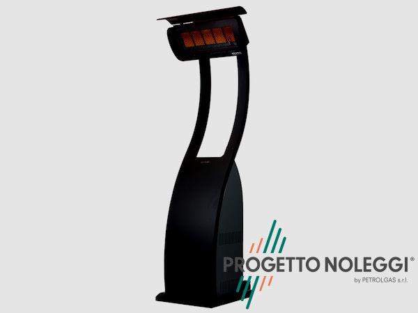 Bromic Tungstern Portable è un riscaldatore a gas GPL ad alta efficienza con un design accattivante.