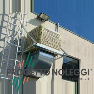 Progetto Noleggi installa raffrescatore fissi come il BCF 230AB