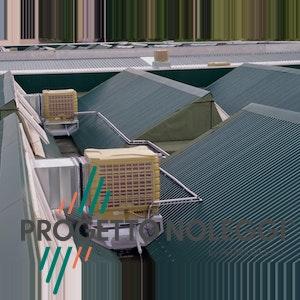 L'installazione di Progetto Noleggi di una serie di unità Master BCF 231 AB
