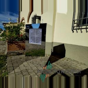 Specchiatura per rendere il Raffrescatore un oggetto di Design all'interno del tuo Ambiente, Evento, etc.
