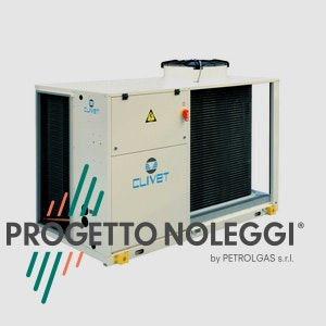 Clivet CKN-XHE2i - Condizionatore / Pompa di Calore Roof-top