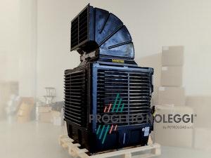 Master Black Box BCB 19 - Raffrescatore Evaporativo Portatile
