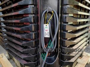 Connessione rete elettrica in neoprene - BCB 19 - Raffrescatore