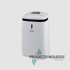 Master DH 720 è un deumidificatore a condensazione che rimuove l'umidità, protegge dalla muffa e dallo sviluppo di batteri. Al suo interno ha un filtro che elimina i cattivi odori nell'ambiente.