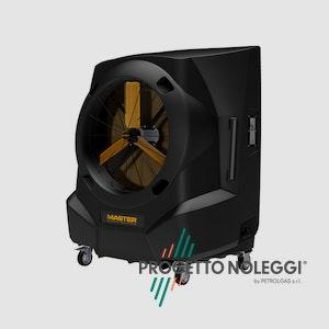 Il BC 341 è il top della gamma Master per quanto riguarda i raffrescatori evaporativi portatili, con prestazioni ottime anche per applicazioni industriali