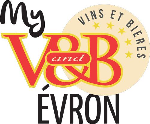 Logo du V&B Évron