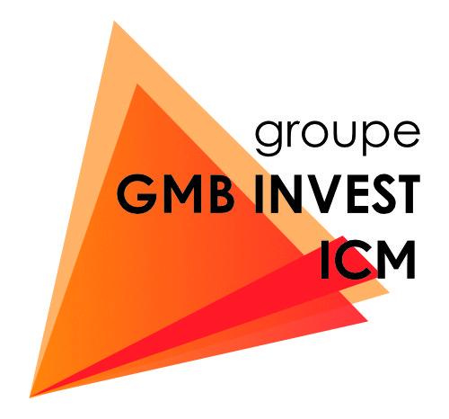 Logo du groupe GMB Invest / ICM