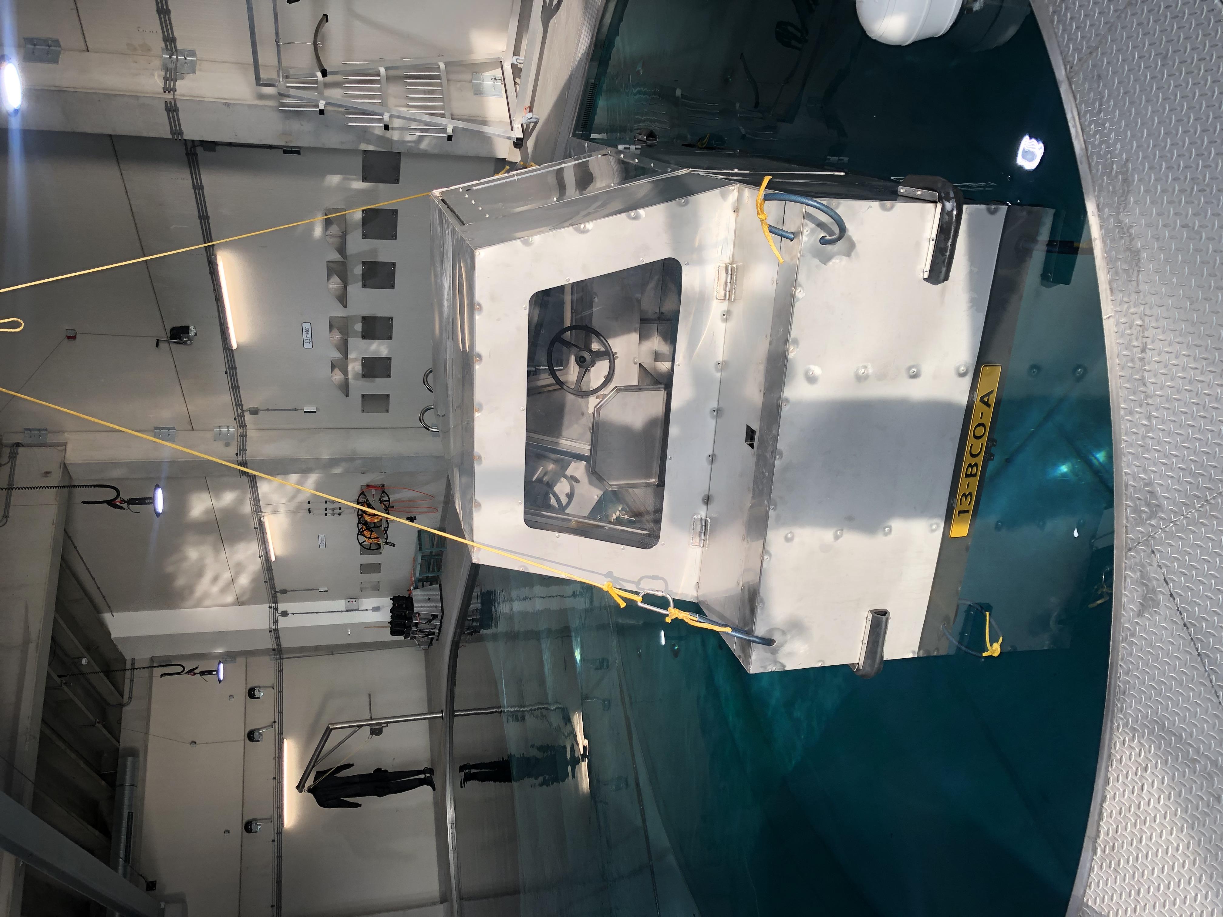 SAVER-module Duiktorens