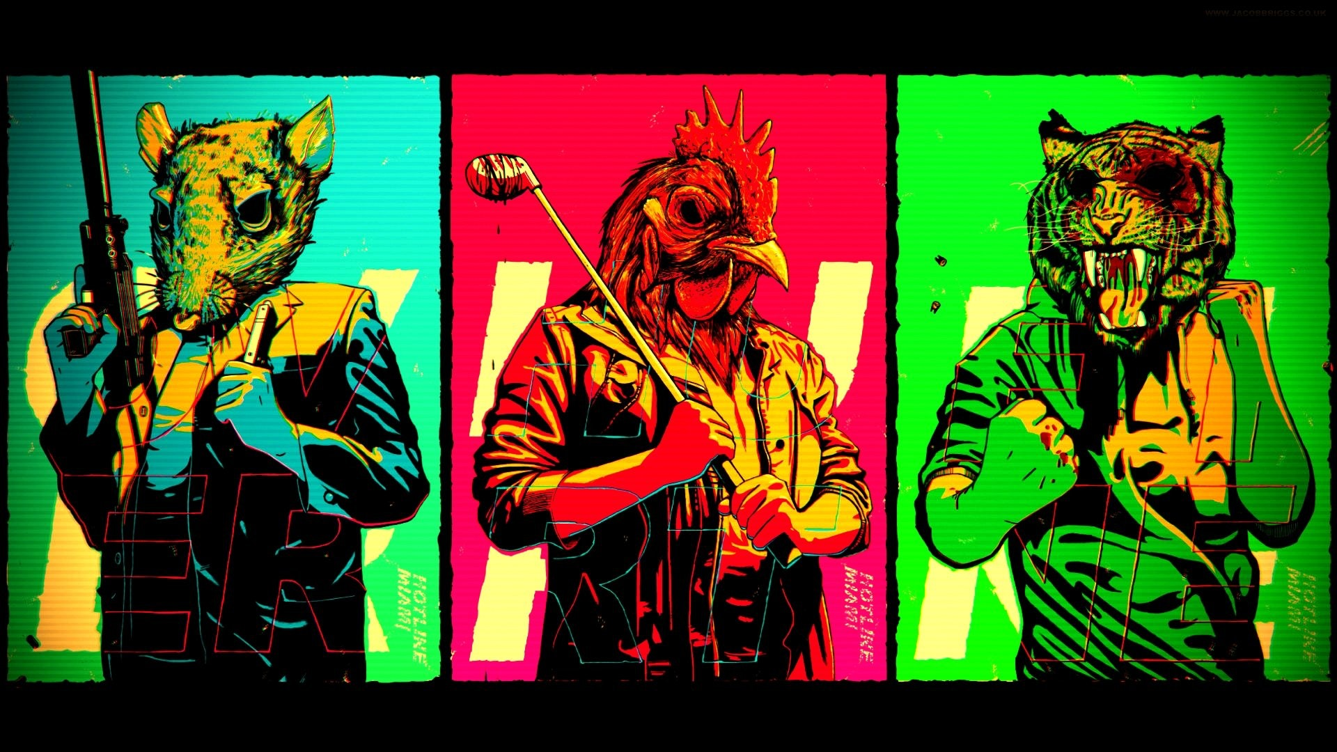 Hotline Miami Collection - game image