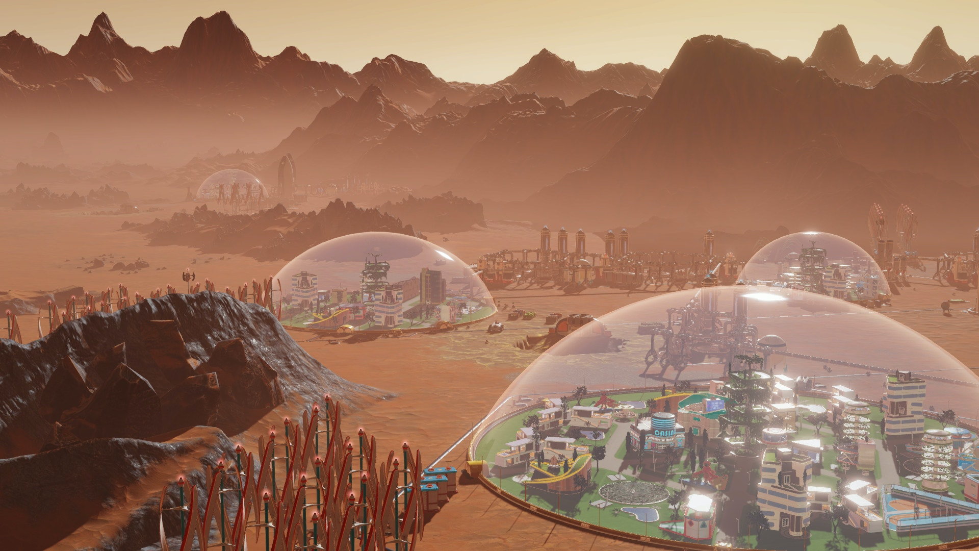 We are working with Paradox Interactive to bring you a new chapter in the Surviving Mars story.
