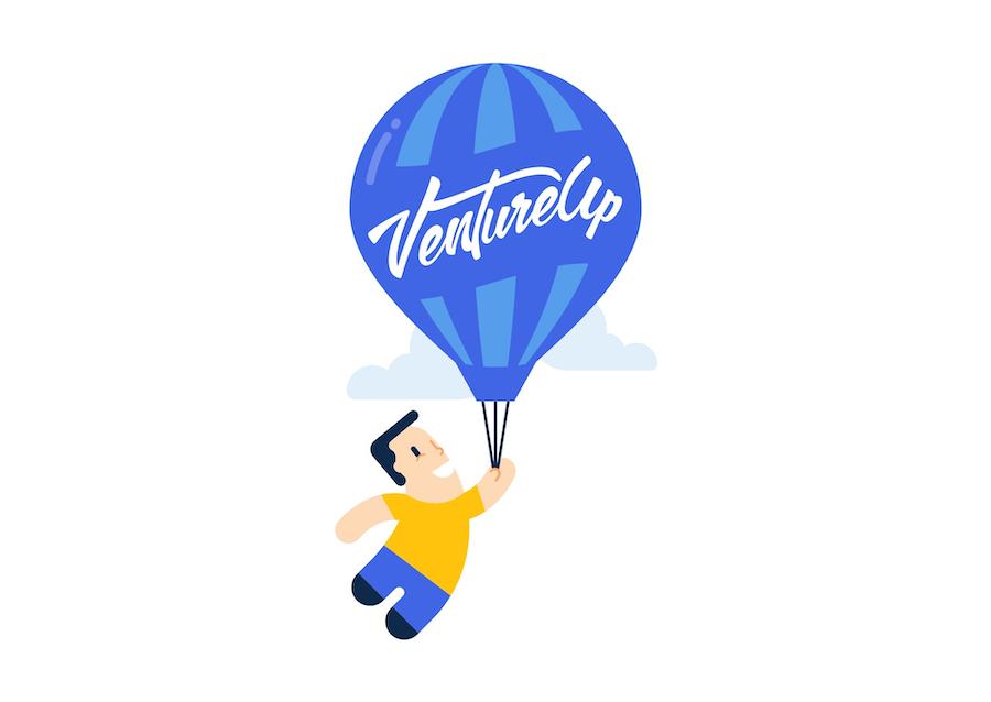 logo Venture Up