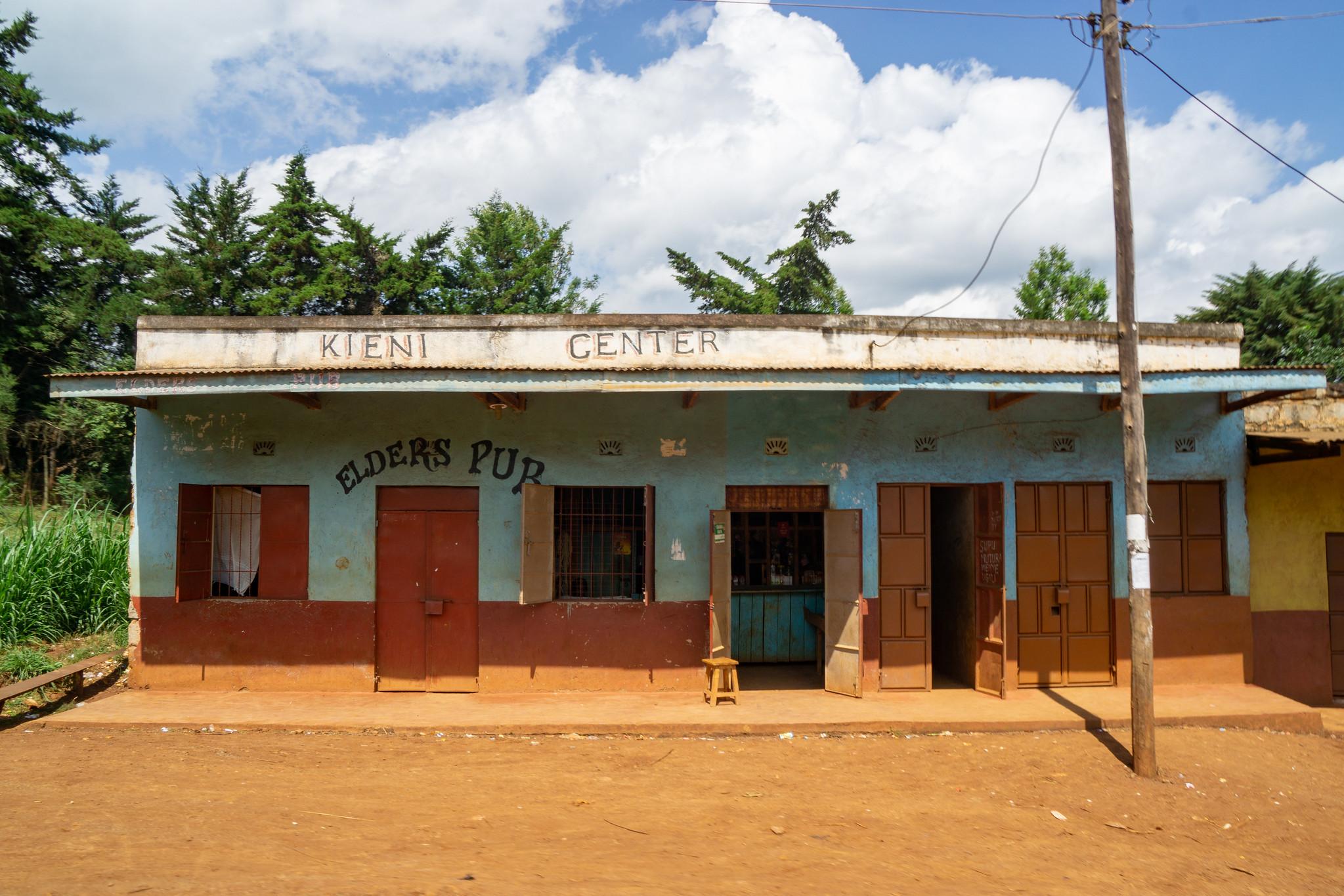 Kieni cooperative centre