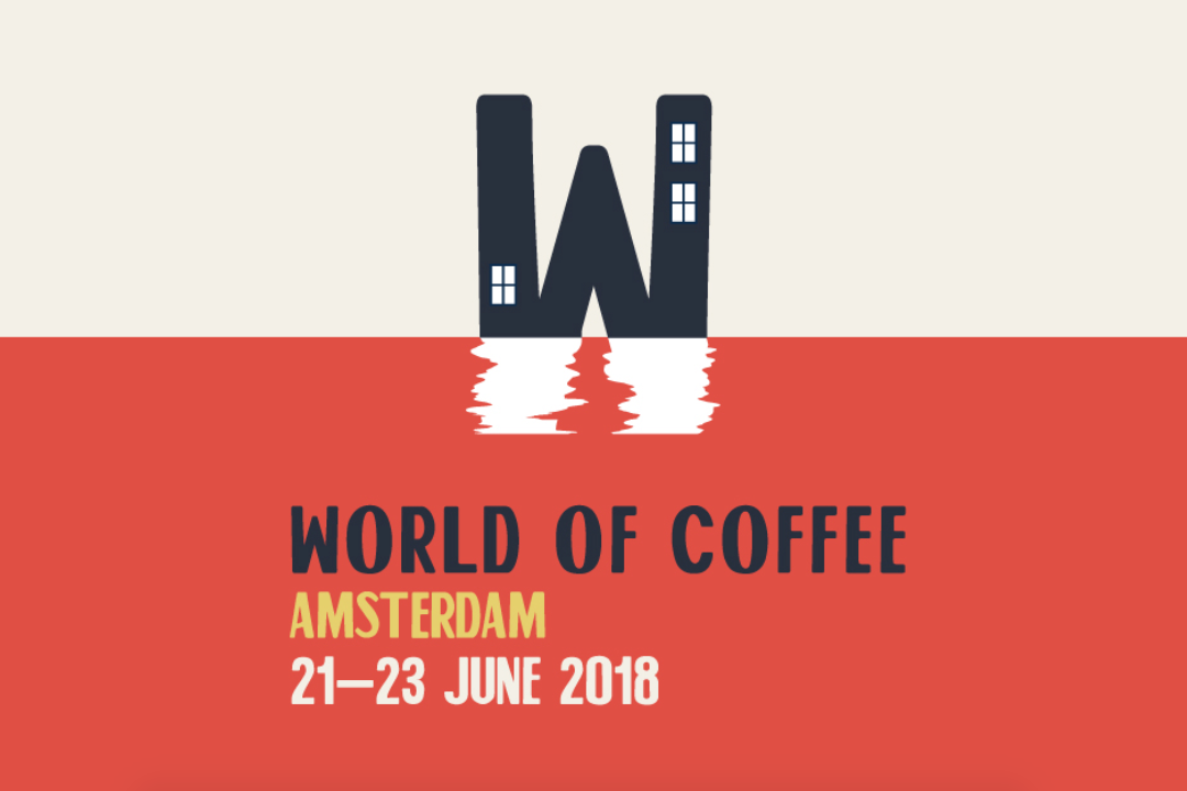 World of Coffee, Amsterdam