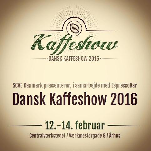 Dansk Kaffeshow 2016