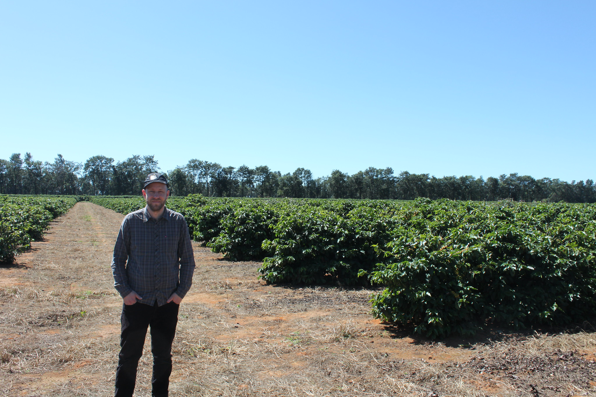 Linus at Daterra 1st May 2014.