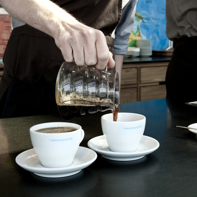 Black Coffee Brew Down