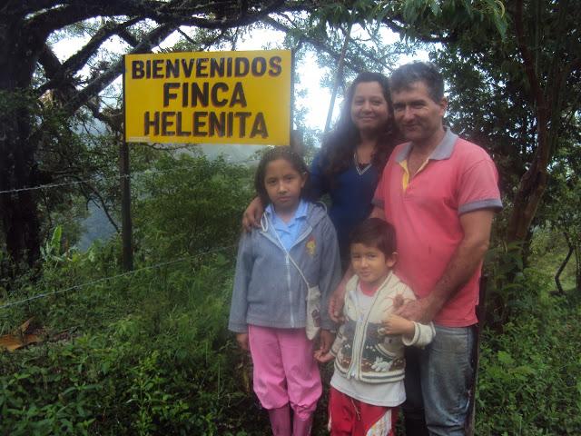 Helenita, Belmer Rojas Quintero