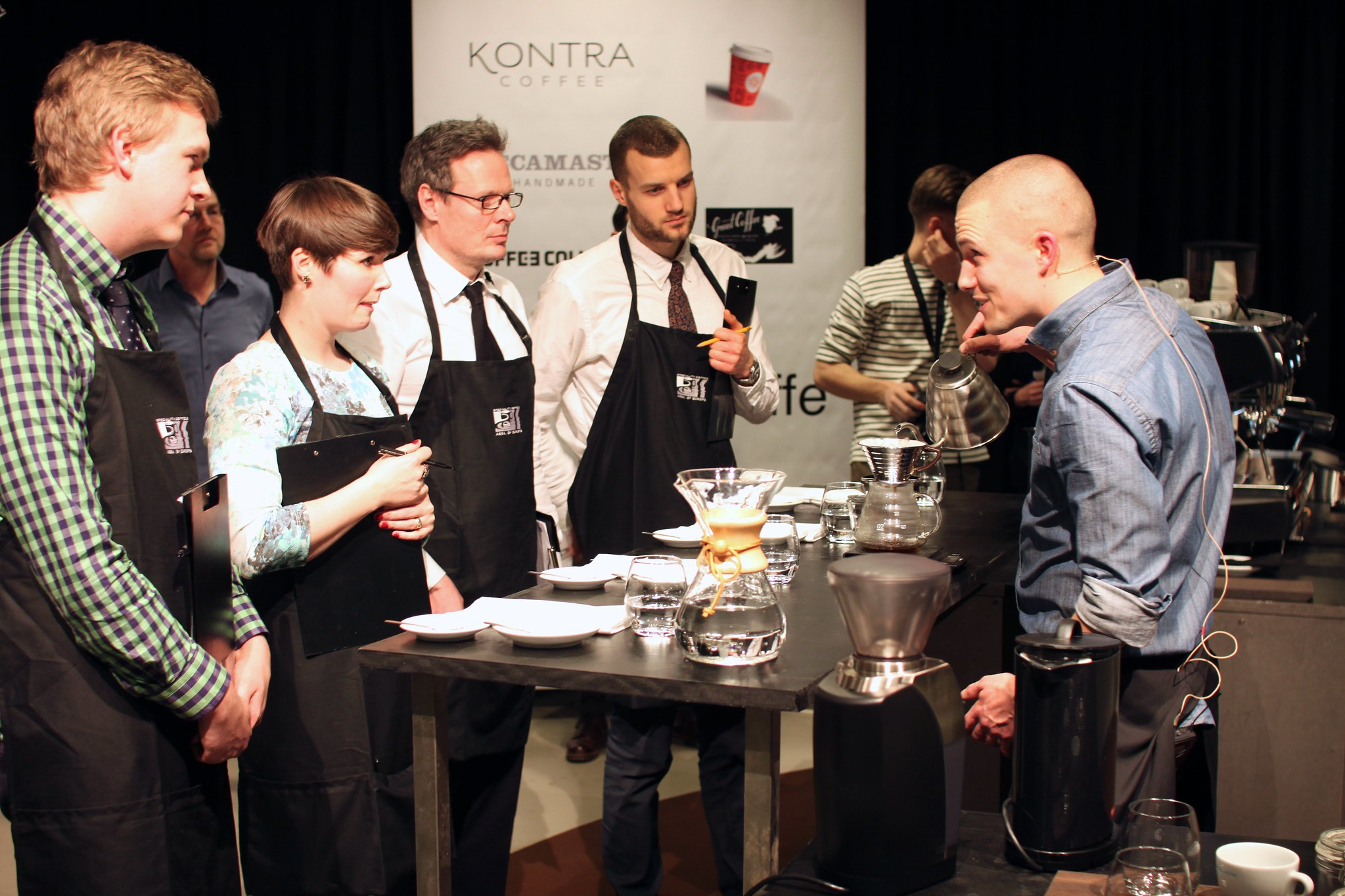 Danish Barista Champion: Rasmus Gamrath