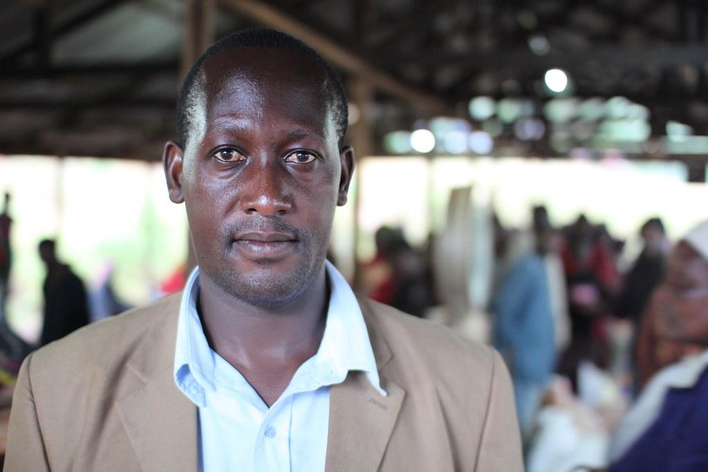 Charles Musai Ihatu, Kieni Factory Chairman.