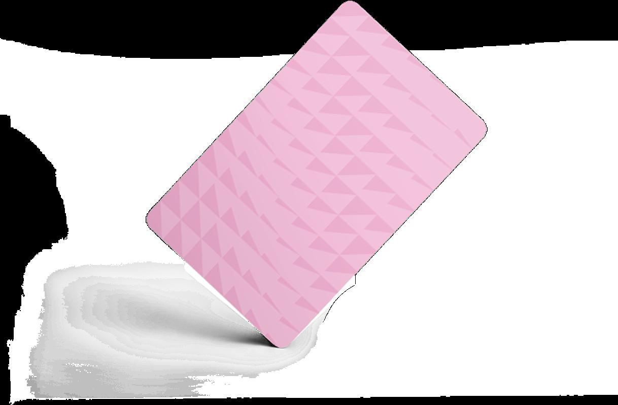 Webshop gift card