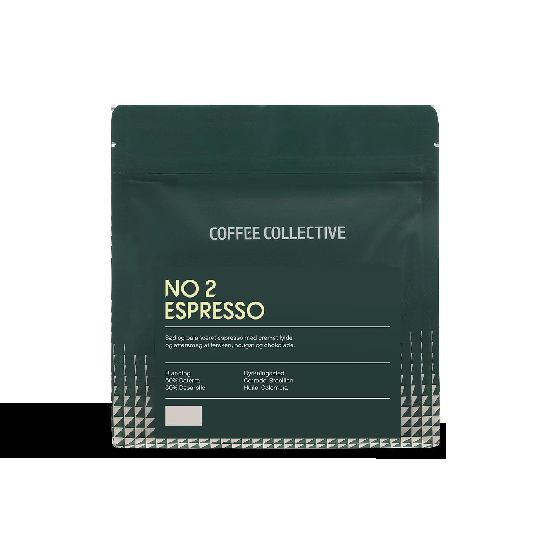 No 2 Espresso
