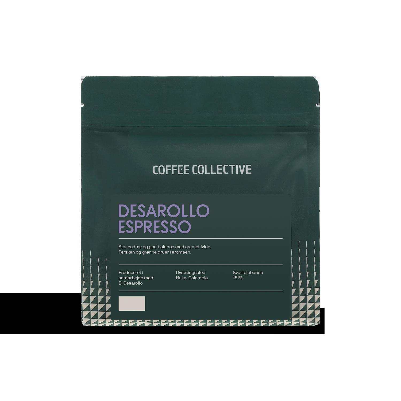 Desarollo Espresso